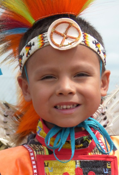 Lakota jochie